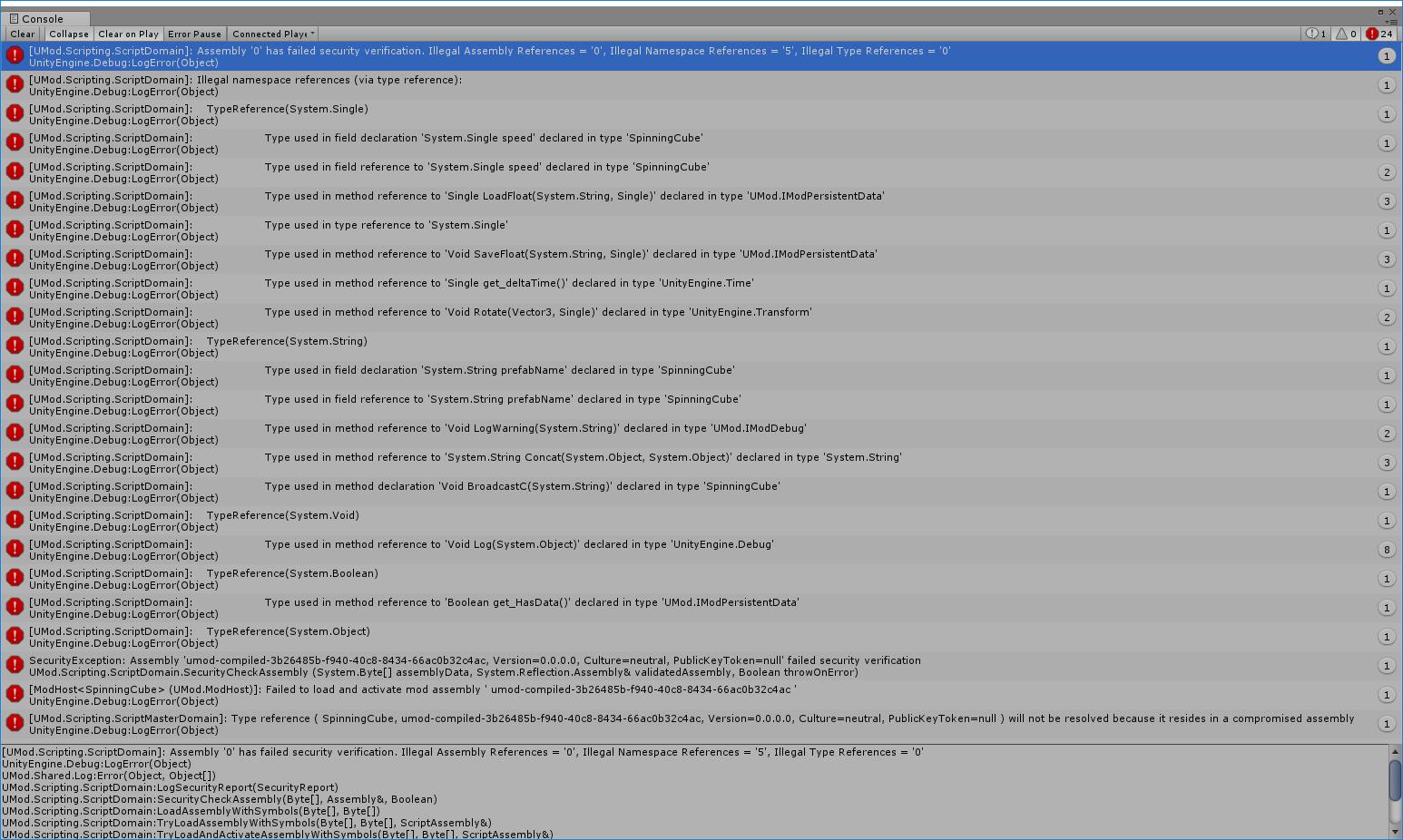 uMod_SecurityVerificationReport.png