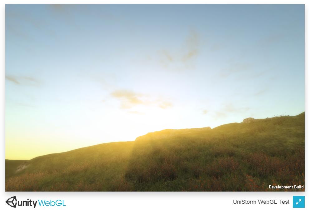 UniStorm WebGL.png