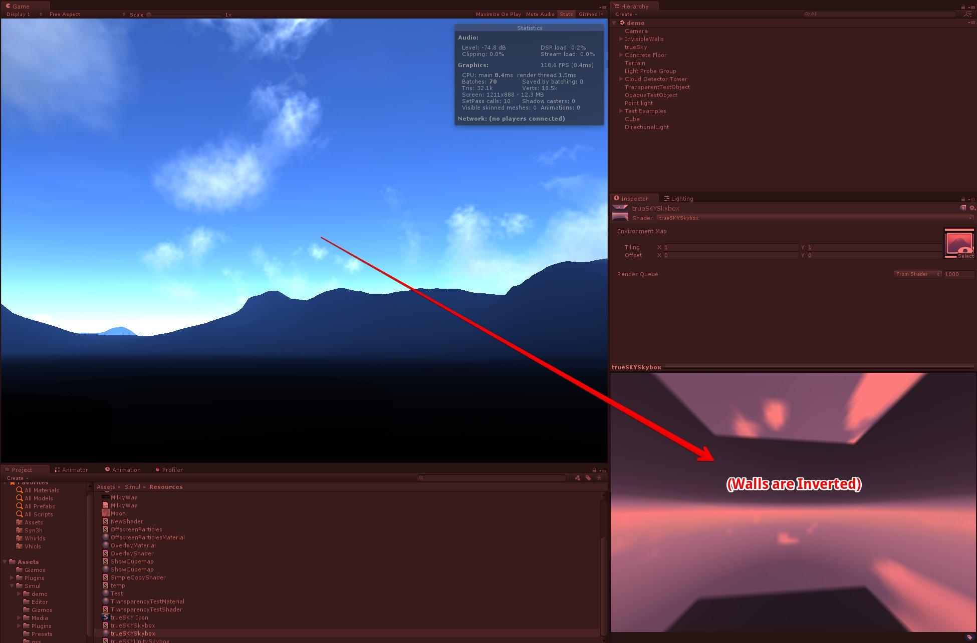 RELEASED] trueSKY Alpha for Unity Pro - Volumetric Skies