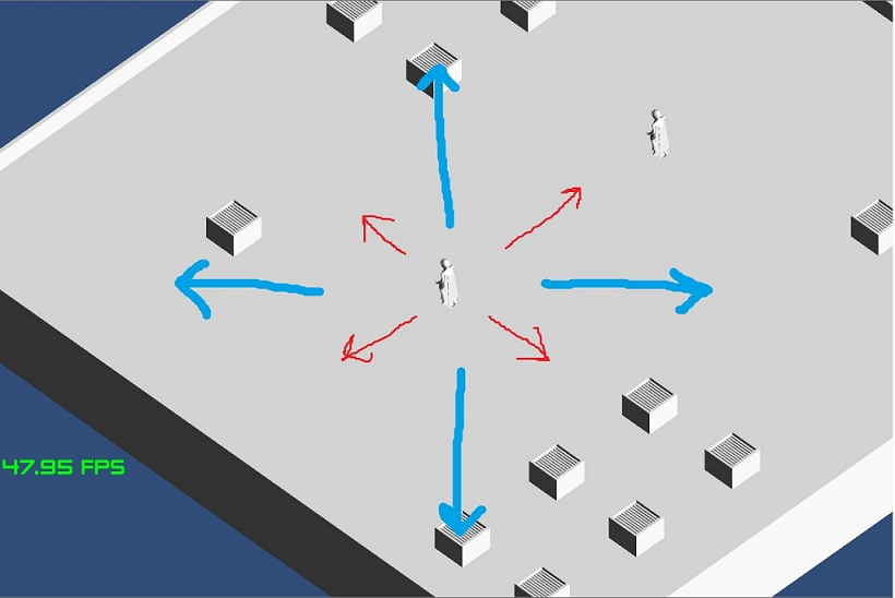 Questions about Isometric WASD Movement - Unity Forum