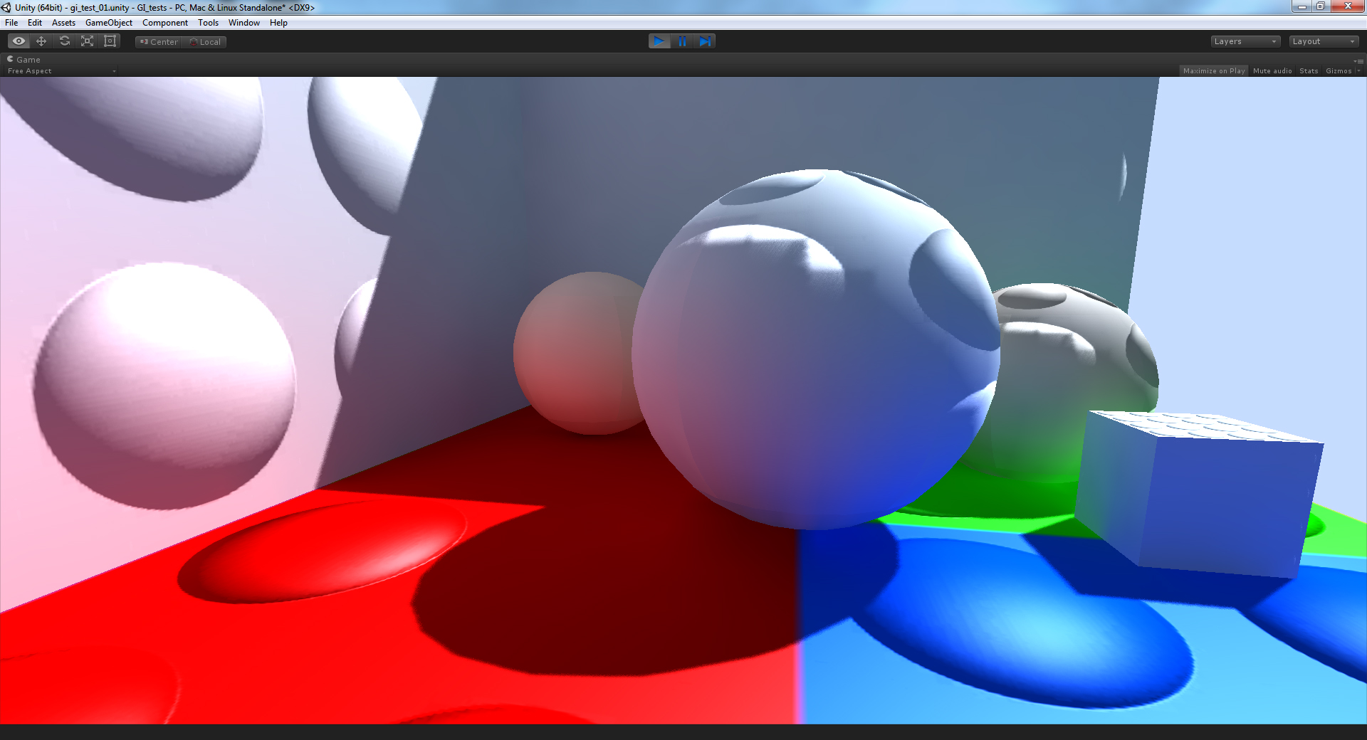 Indirect normal maps with Enlighten realtime GI - Unity Forum