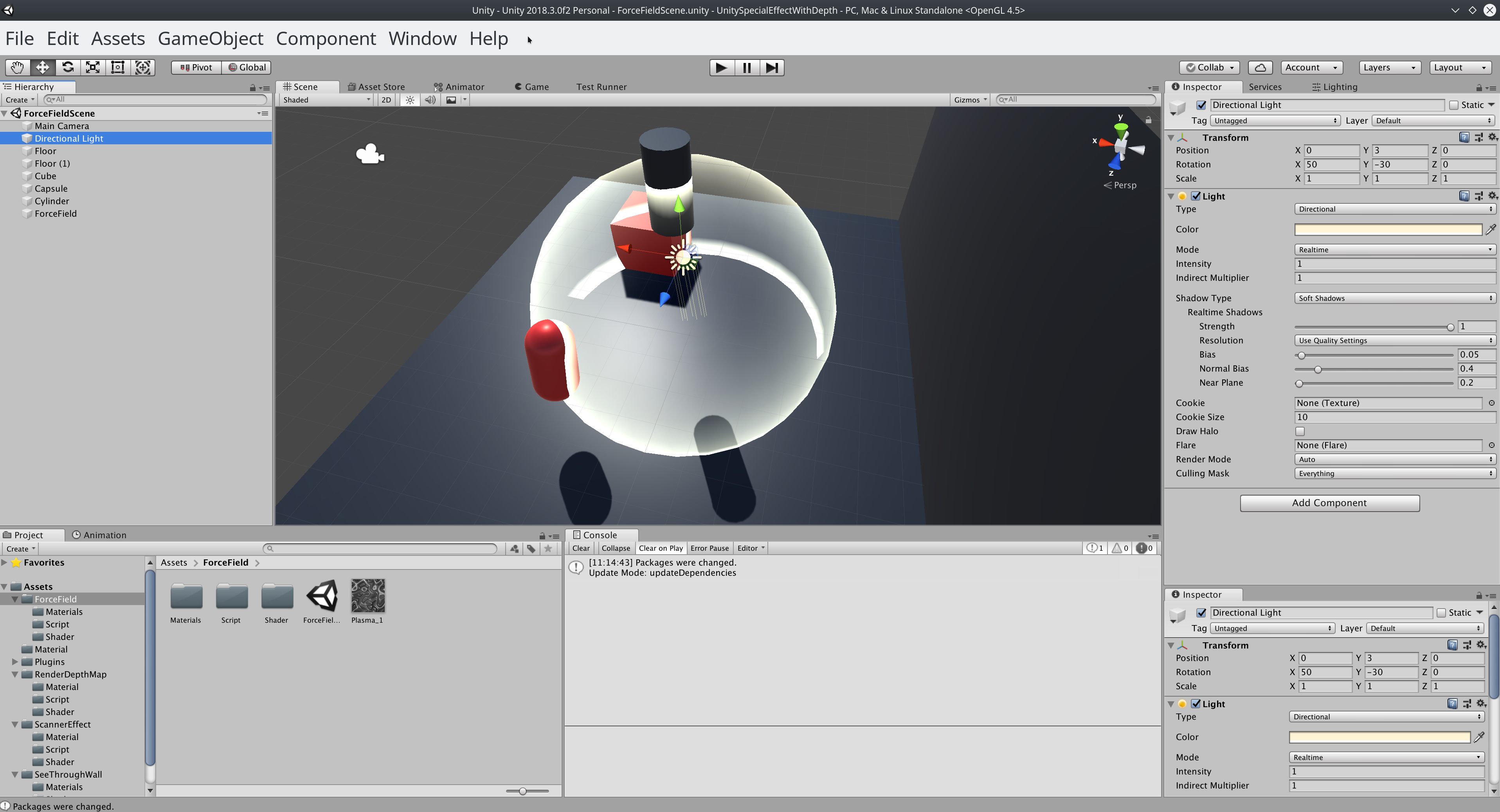 Unity editor does not use Gnome's scaling setting - Unity Forum