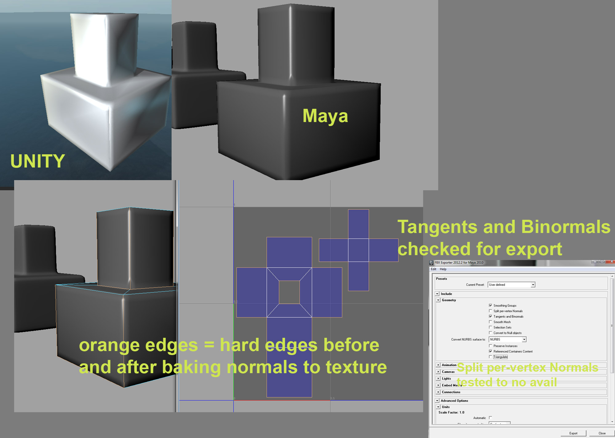 Normal maps (and importing them correctly) - Unity Forum
