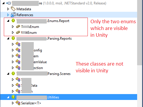 NET Standard 2 0 does not fully works - Unity Forum