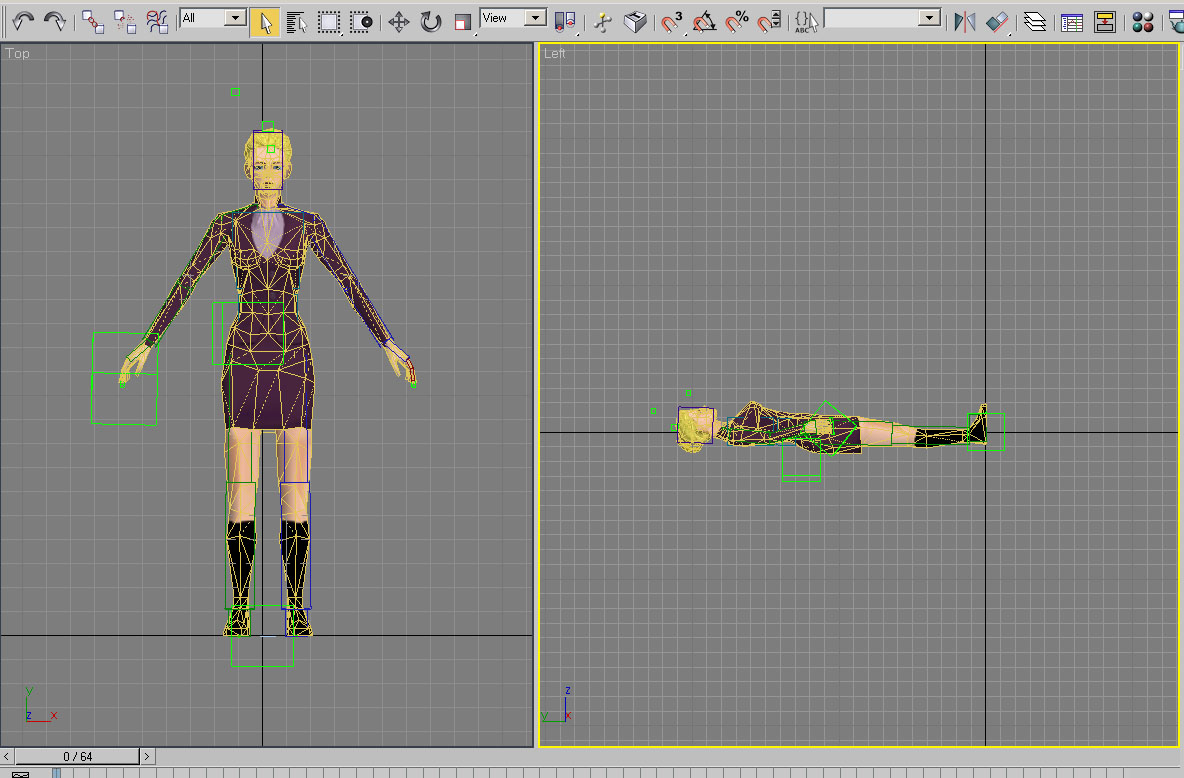 How to get the XYZ axis right (3DS MAX/Unity) - Unity Forum