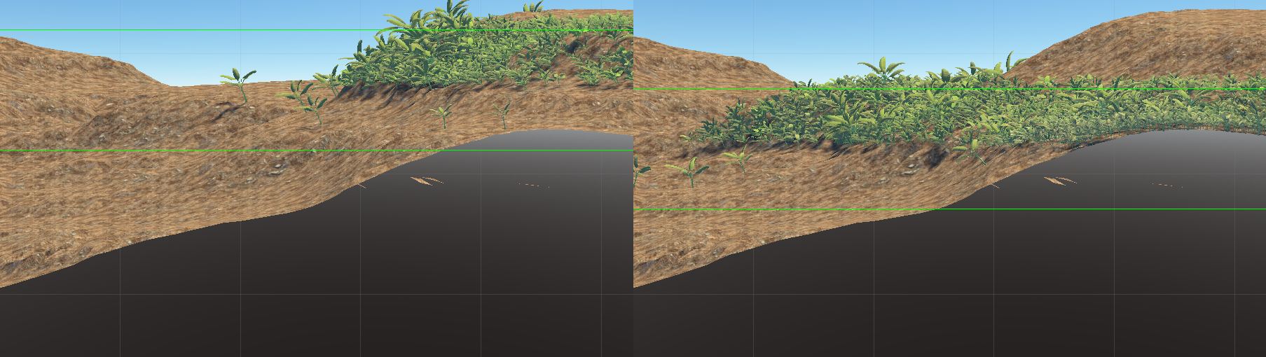 Landscaper - A tool for procedural foliage placement - Unity Forum