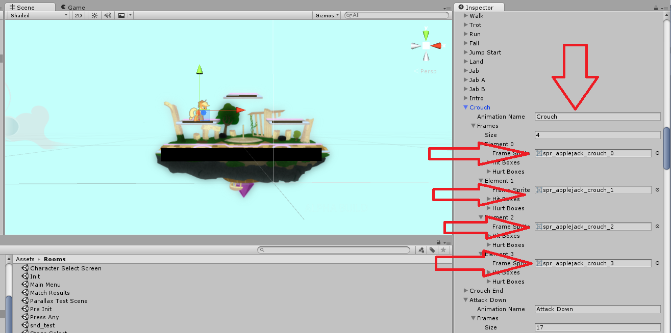 2D Hitboxes/Hurtboxes Based on Frame - Unity Forum