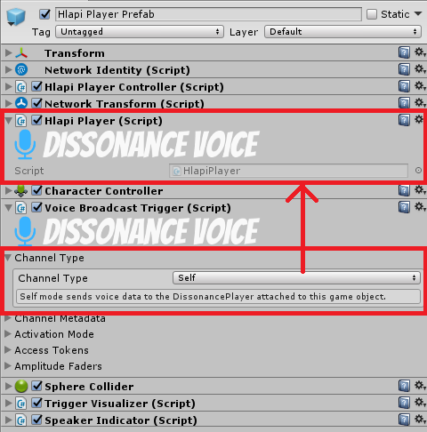 Released] Dissonance: Unity Voice Chat | Page 3 - Unity Forum