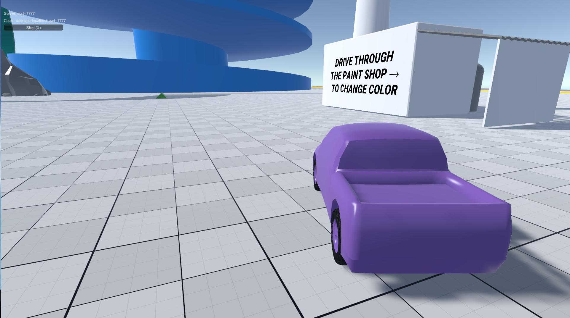 Unity Car Testing Games