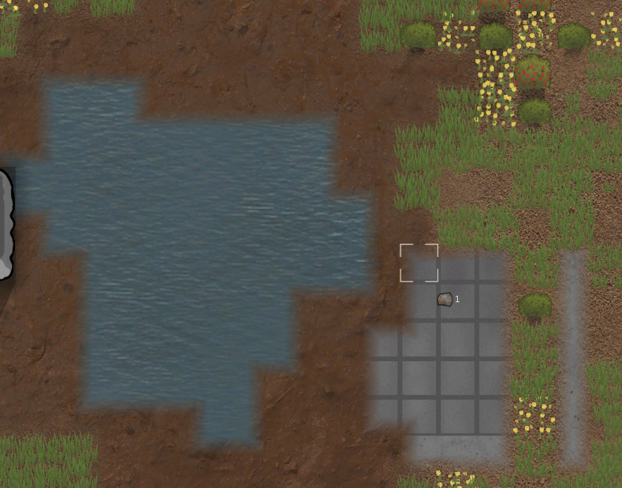 2D top down texture like in Rimworld - Unity Forum