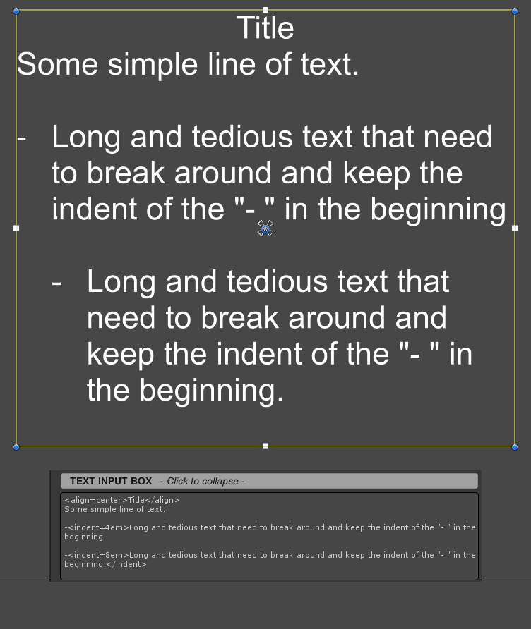 The Ultimate Text Solution For Unity