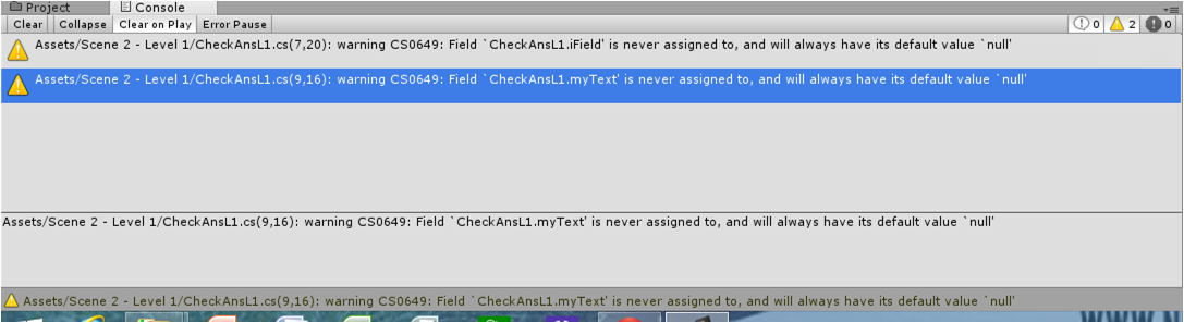 How would I get the text input from a text field into a variable