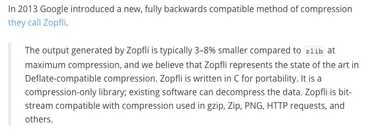 Compressing WebGL build data with Zopfli - Unity Forum