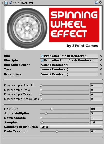 WIP] Spinning Wheel Effect - Unity Forum