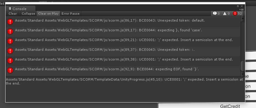 RELEASED] Scorm 1 2 / 2004 API - Unity Forum