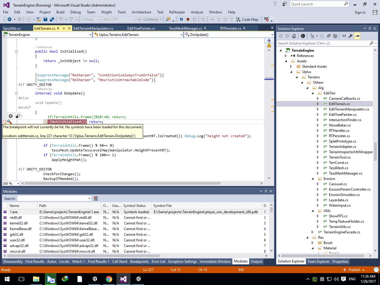 Can't debug windows player - Unity Forum