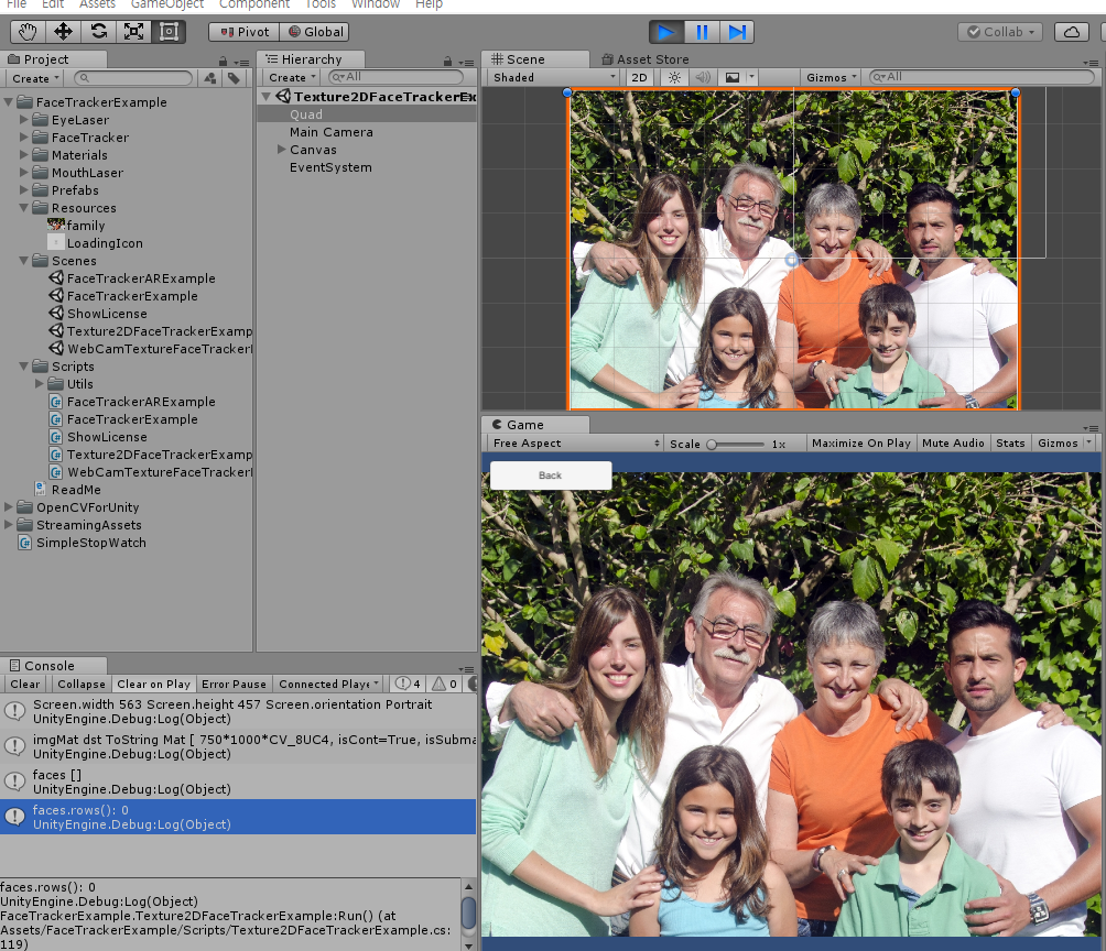 RELEASED] OpenCV for Unity   Page 28 - Unity Forum