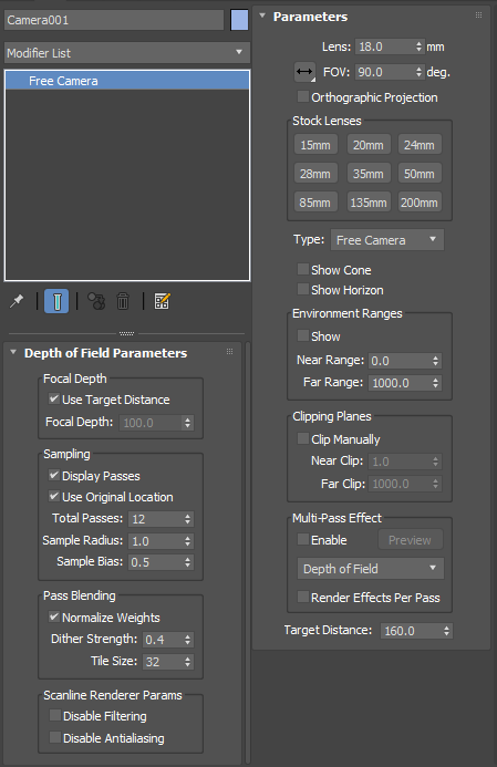 How to get the same FOV in 3DSMax and Unity - Unity Forum