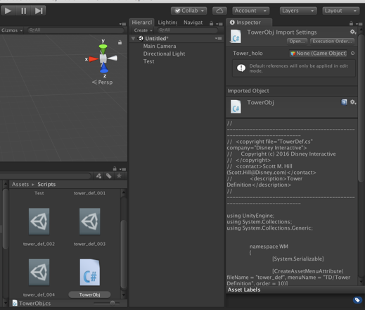 Solved]ScriptableObject assets and ObjectFields - Unity Forum