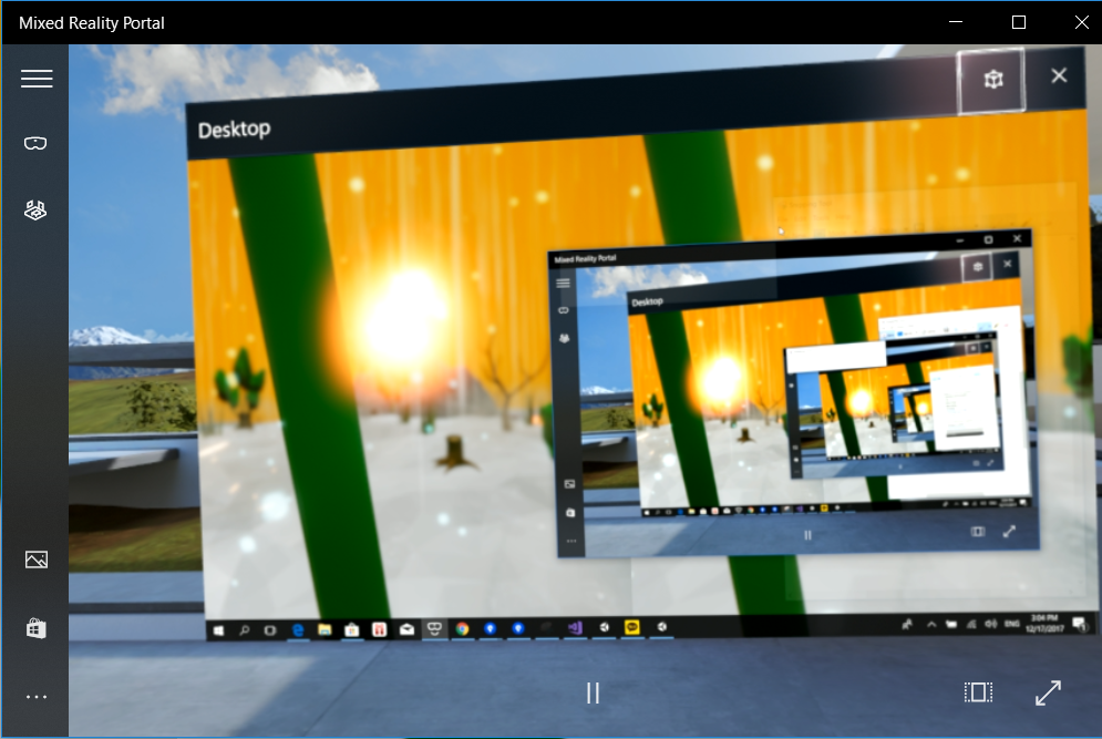 Playing Unity scene in VR Headset via WMR Portal - Unity Forum