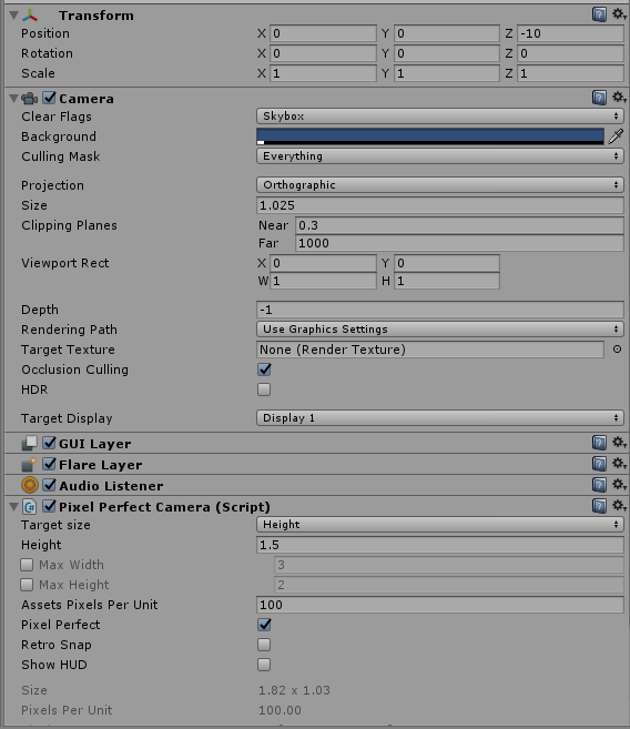 Pixel Perfect Camera + Tiling + Scroll Rect - Unity Forum