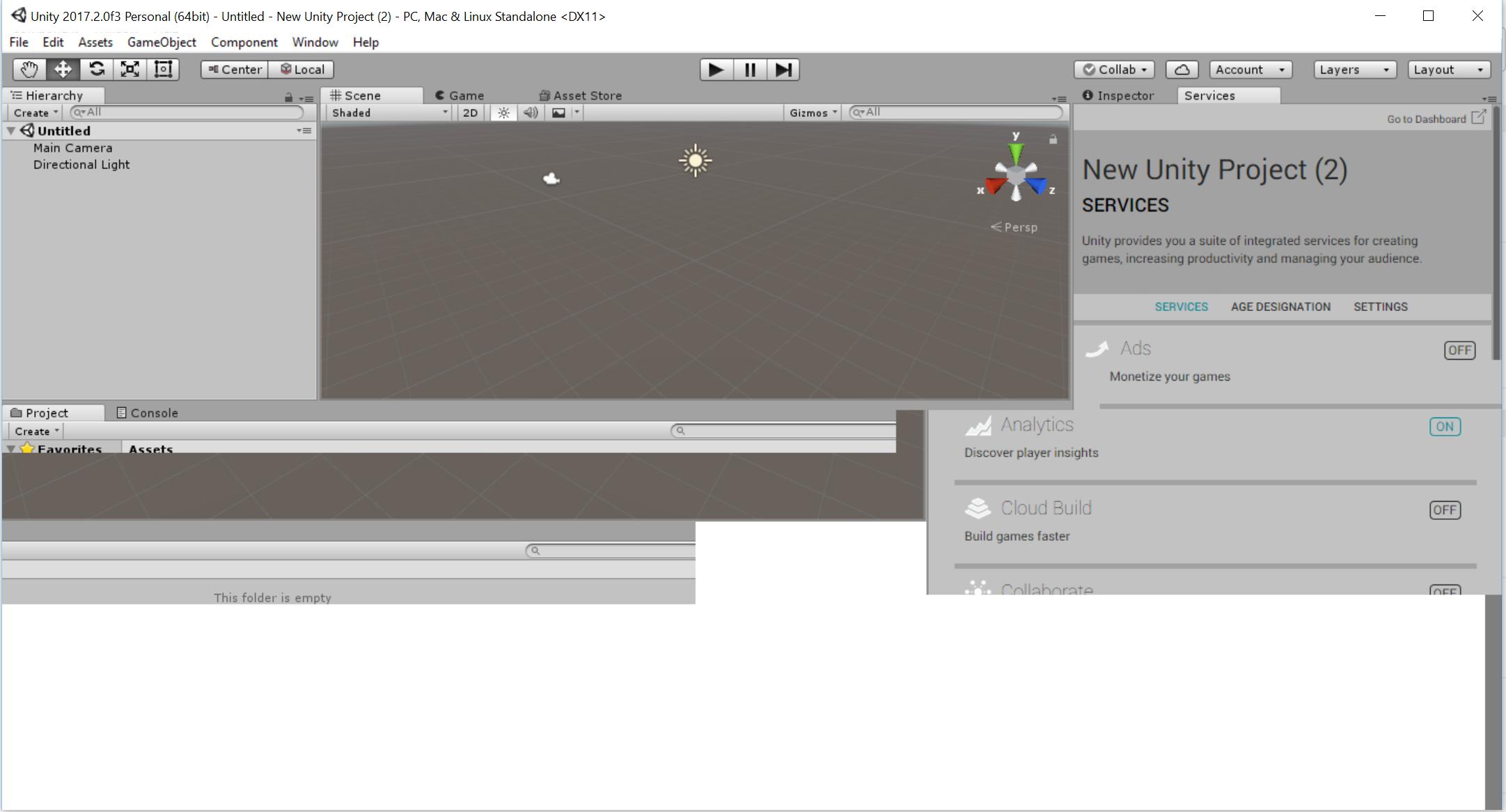 Editor UI not rendering on Windows 10    - Unity Forum