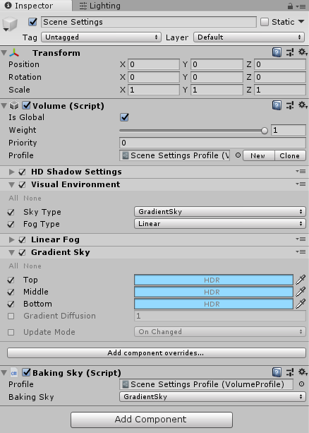 confused about volume settings - Unity Forum