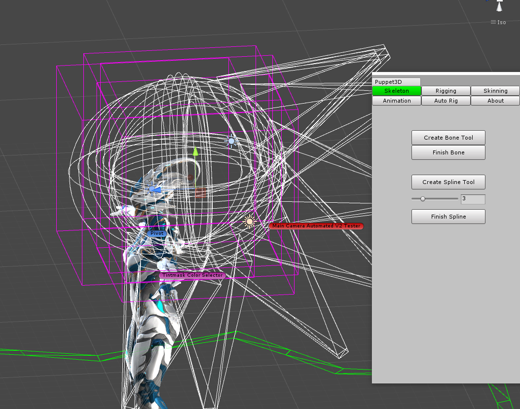 RELEASED] Puppet3D - a professional rigging toolset for Unity