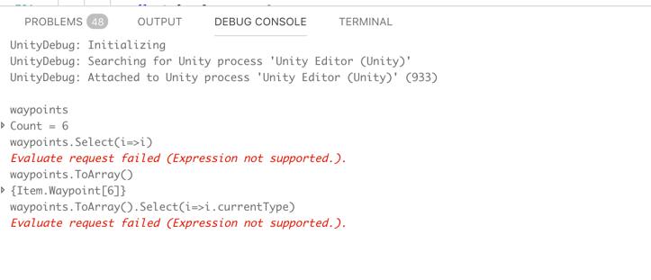 Unity Debugger Extension for Visual Studio Code 2 0 x
