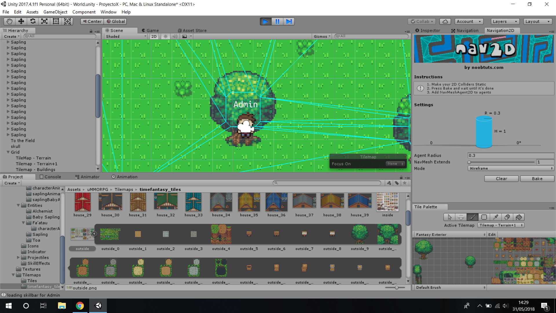 uMMORPG 2D Official Thread - The Unity 2D MMORPG Asset   Page 4