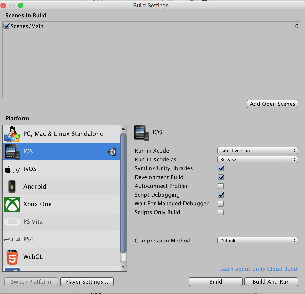 Cannot connect IL2CPP managed debugger to iPhone - Unity Forum
