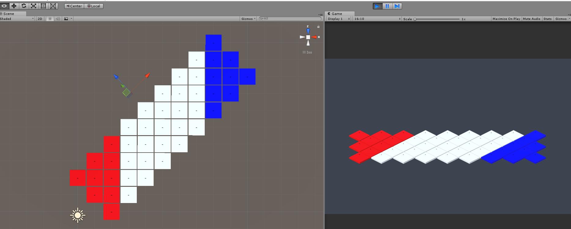 Hexagon Or Squares What To Go For In Maps Unity Forum Voronoi Diagram Hexagonal Lattice Generators Upload 2018 9 3 21 18