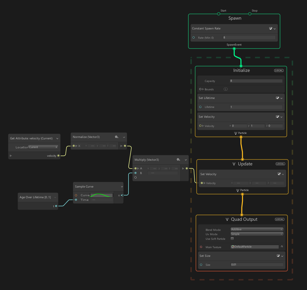 Feedback Wanted: Visual Effect Graph | Page 7 - Unity Forum
