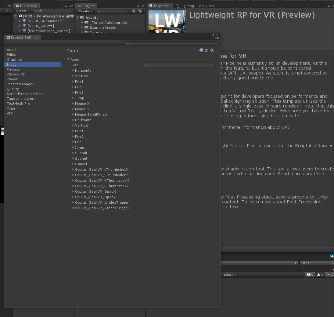 XR Inputs and WMR - Unity Forum