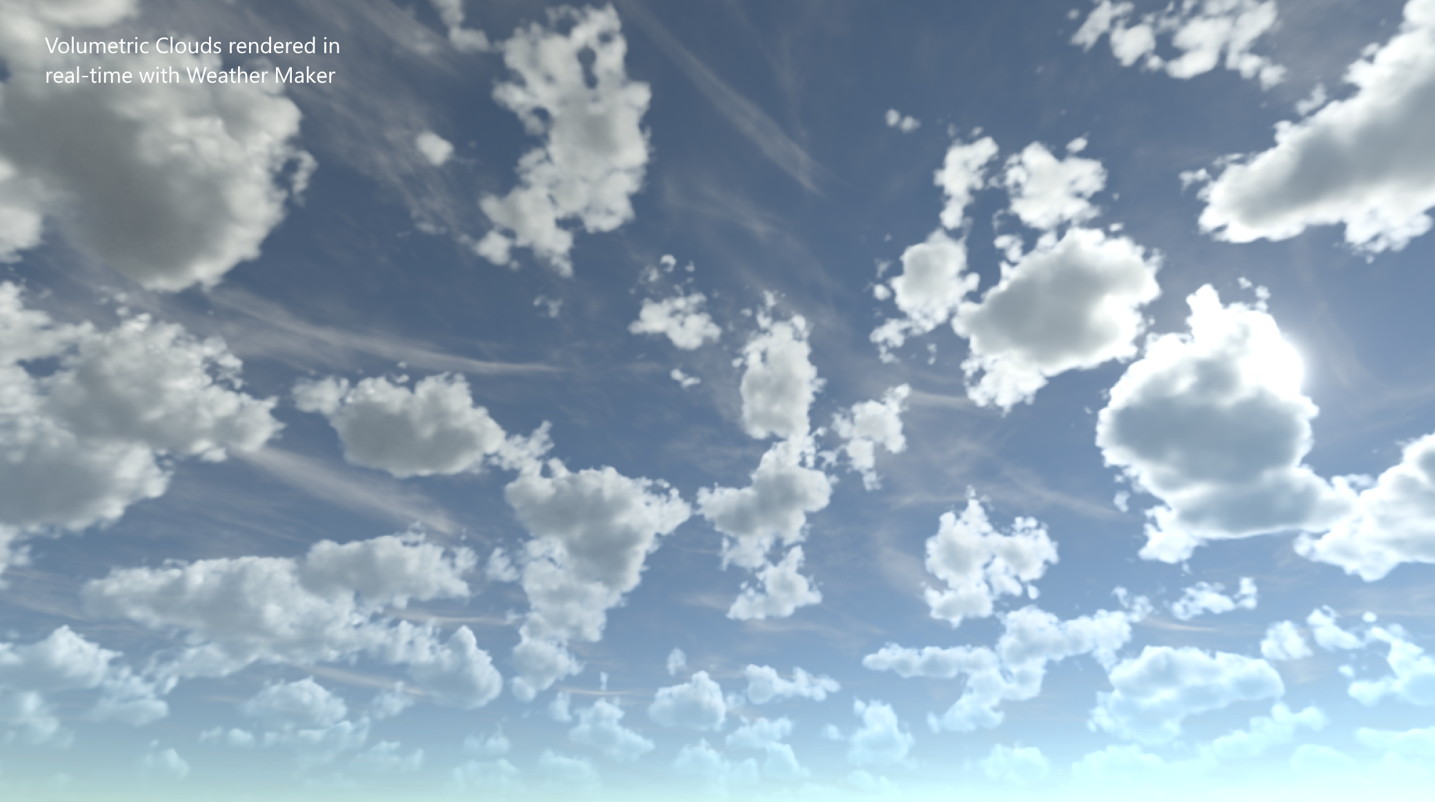 ☁ NEW VOLUMETRIC CLOUDS ☁ Weather Maker - AAA Clouds, Sky