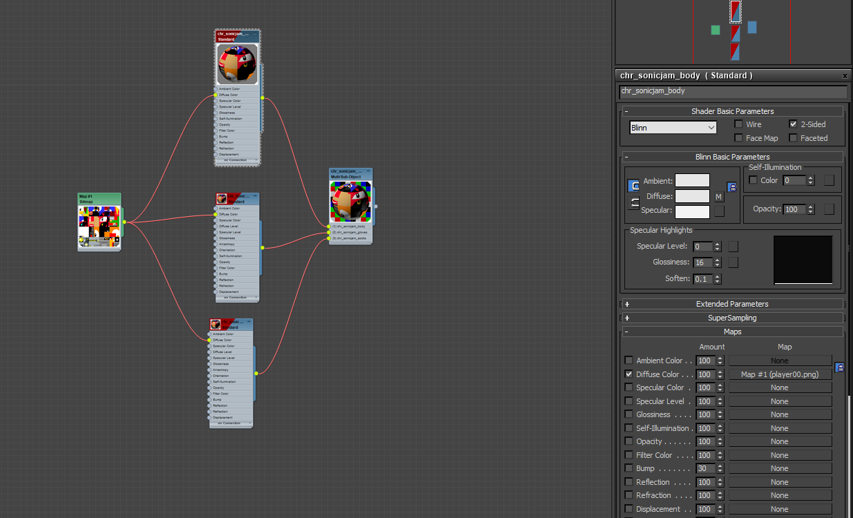 3DS Max Multi material to Unity - Unity Forum