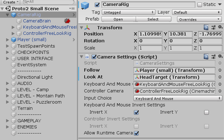 Unity - 3D Game Kit Official Thread | Page 7 - Unity Forum