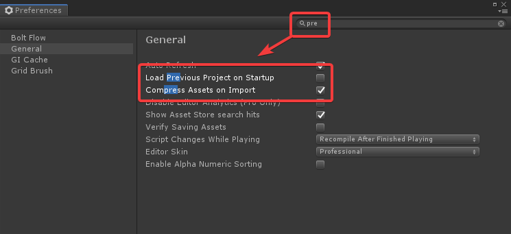 How to highlight labels in SettingsProvider search? - Unity Forum