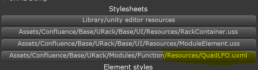 Bug - StyleSheet type filter for Resources Load broken