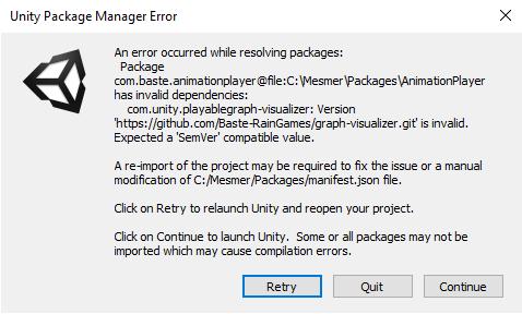 Package dependencies from git - Unity Forum