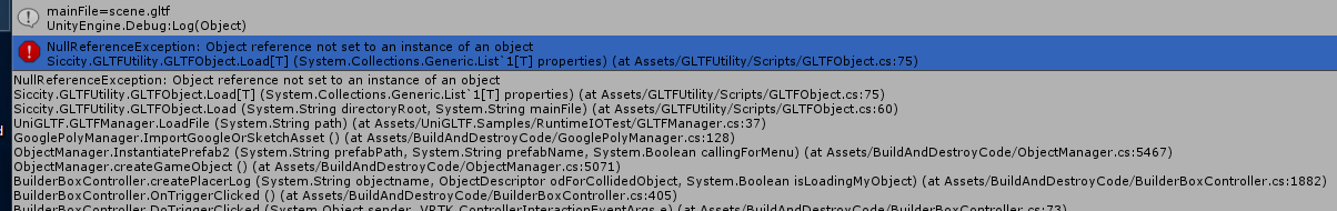 GLTFUtility - A simple glTF plugin - Unity Forum
