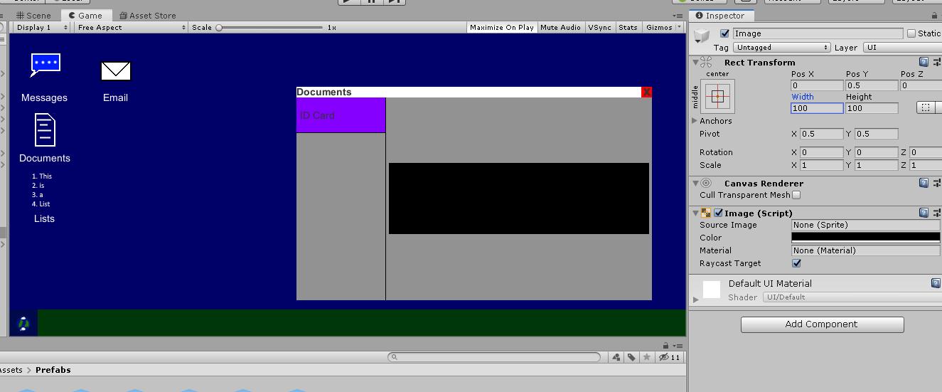 Solved] Unity UI Image 100x100 Isn't Square - Unity Forum