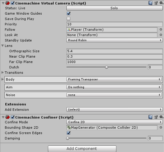 Lags on a camera movement (or a player movenent) - Unity Forum