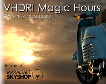 V-HDRI Skies for SkyShop - Unity Forum