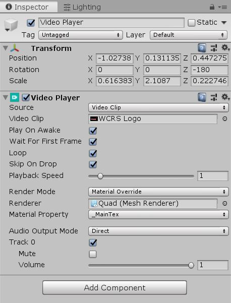 Video - VideoClip with alpha on a plane - Unity Forum