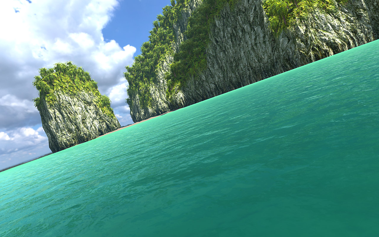 Best water shader/packages for mobile and high-end? - Unity