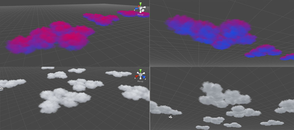 ParticlClouds Package v2 (Volumetric Clouds!!) - Unity Forum