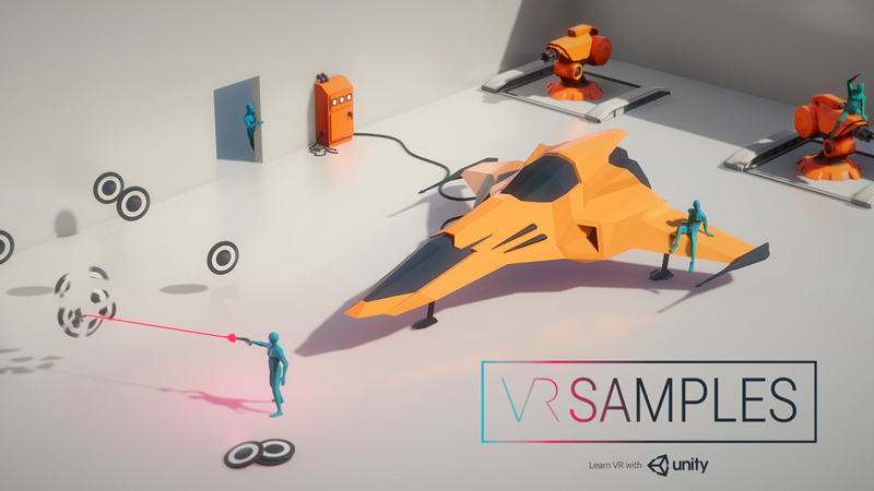 Unity VR Samples now available | Unity Community