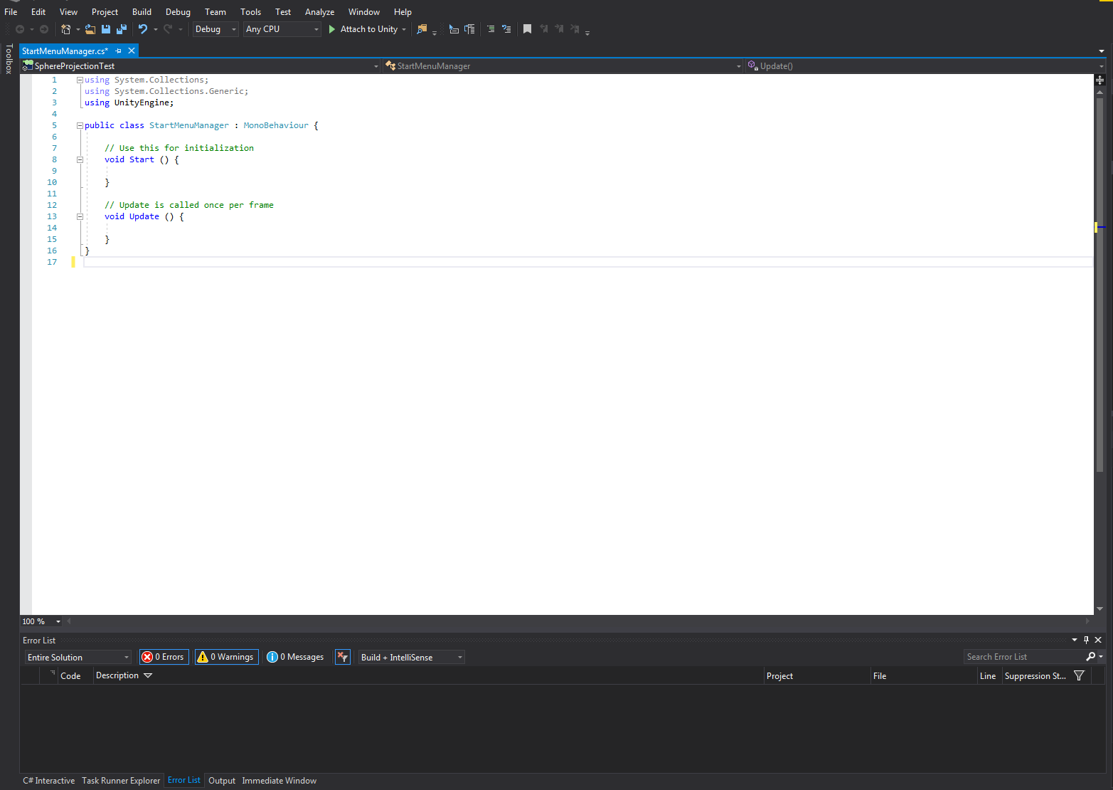 Visual Studio 2017 Dark Theme not working correctly - Unity Forum