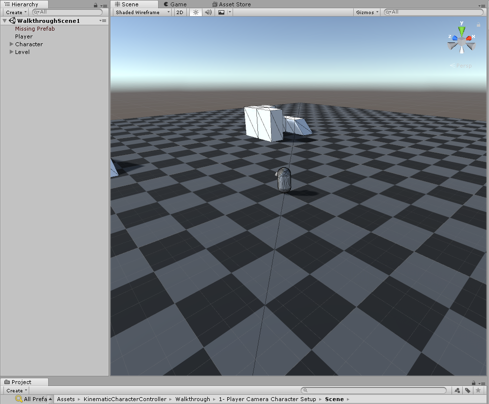 Released] Kinematic Character Controller | Page 18 - Unity Forum